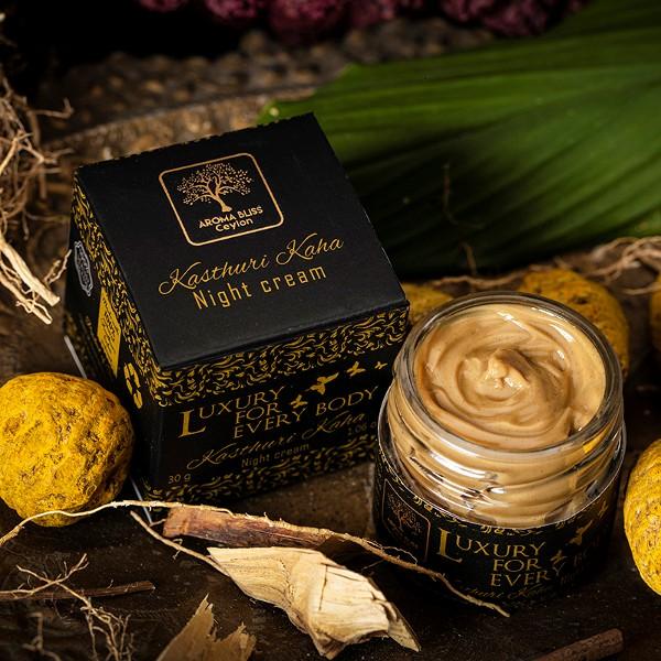 Kasthuri Kaha Night Cream