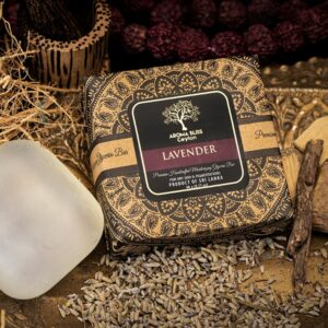 Lavender Glycerin Bar